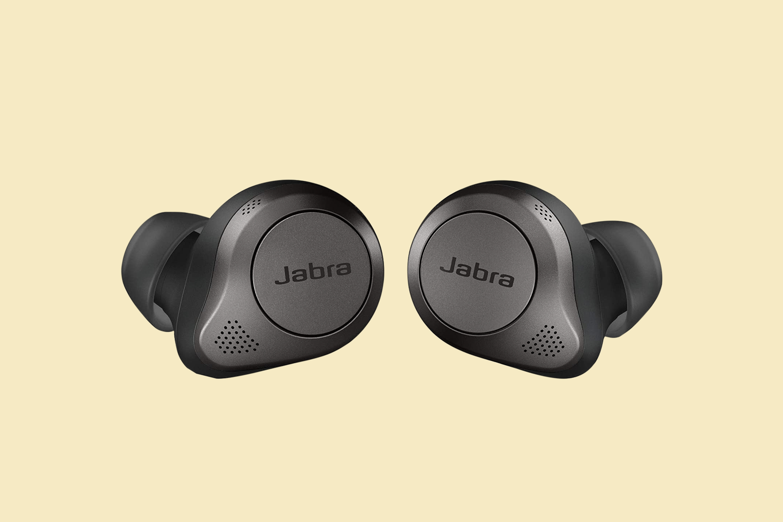 Jabra Elite 75t wireless headphones