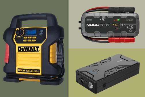 The Best Jump Starters for Your Money