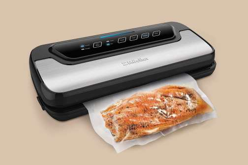 The Best Vacuum Sealers for Your Money