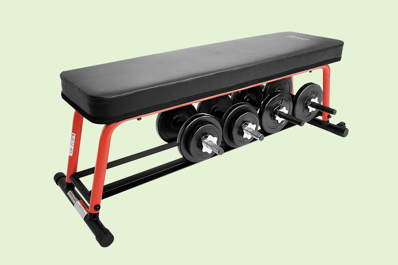 Sunny Health & Fitness Flat Bench SF BH6996