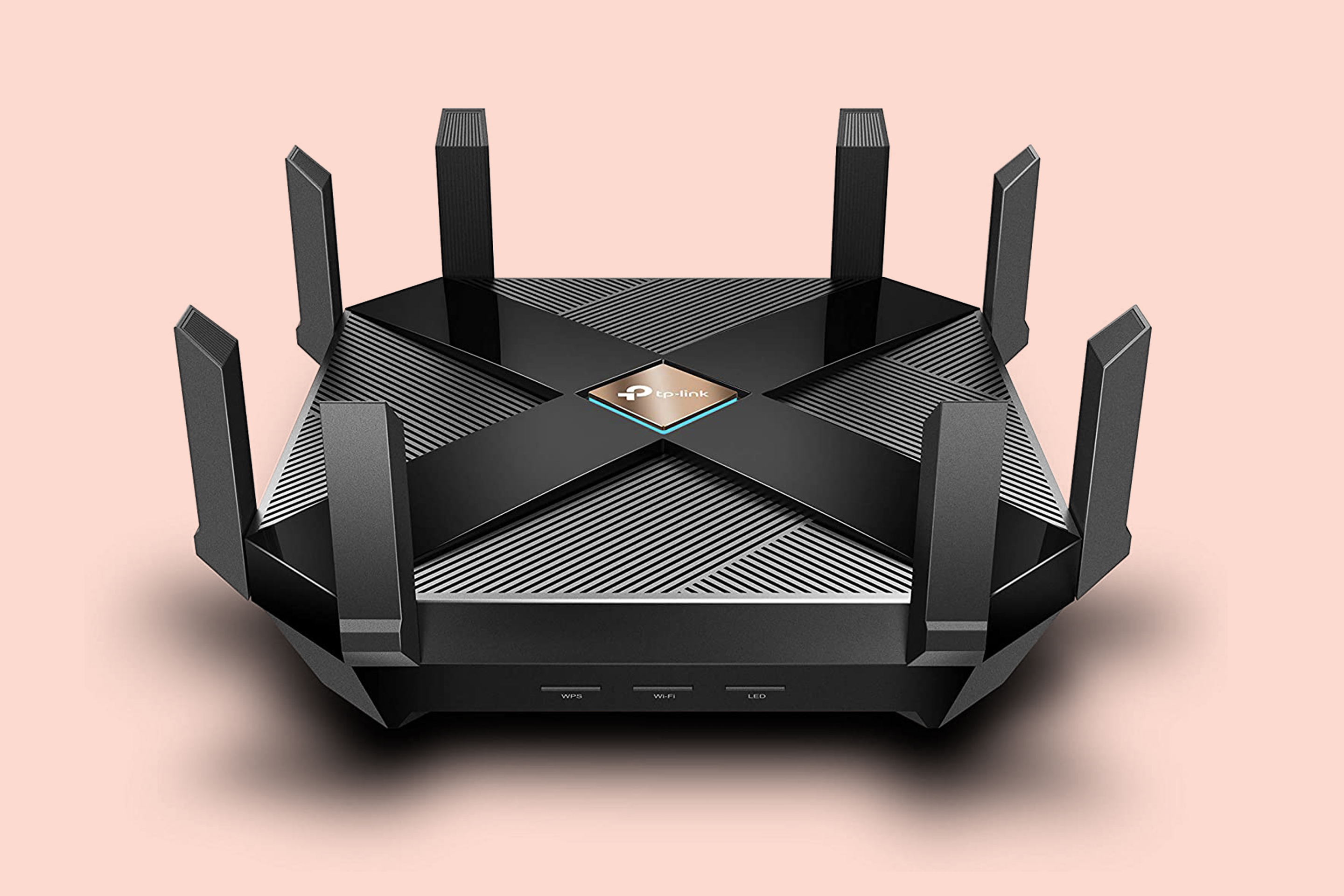 TP Link AX6000 WiFi 6 Router Archer AX6000