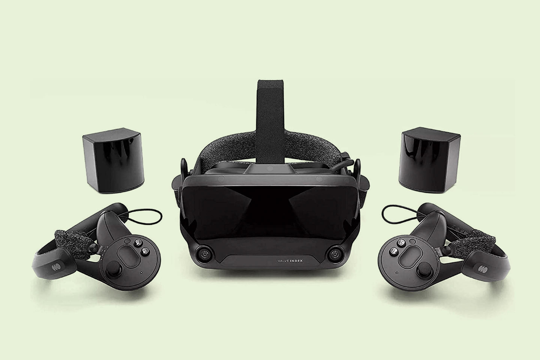 Valve Index VR Full Kit Headset