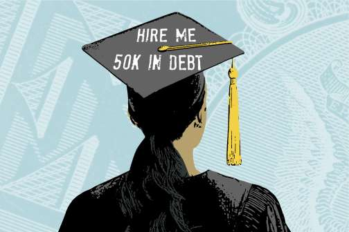 This Company Will Pay Your Private Student Loans for 6 Months If You Can't Find a Job