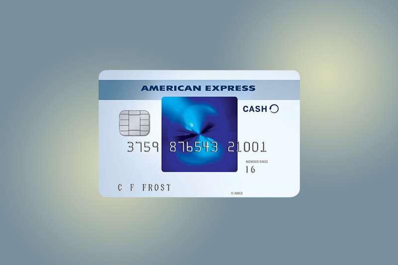 American Express Blue Cash Credit Card