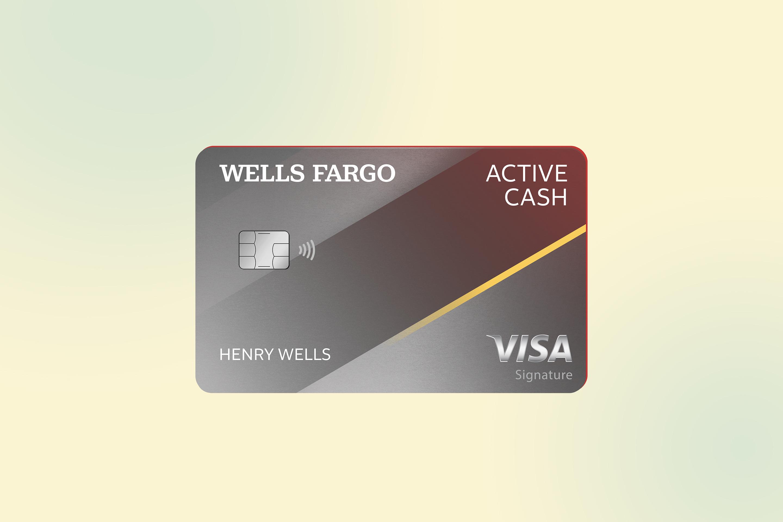 Credit Card Review: Wells Fargo Active Cash Card Money