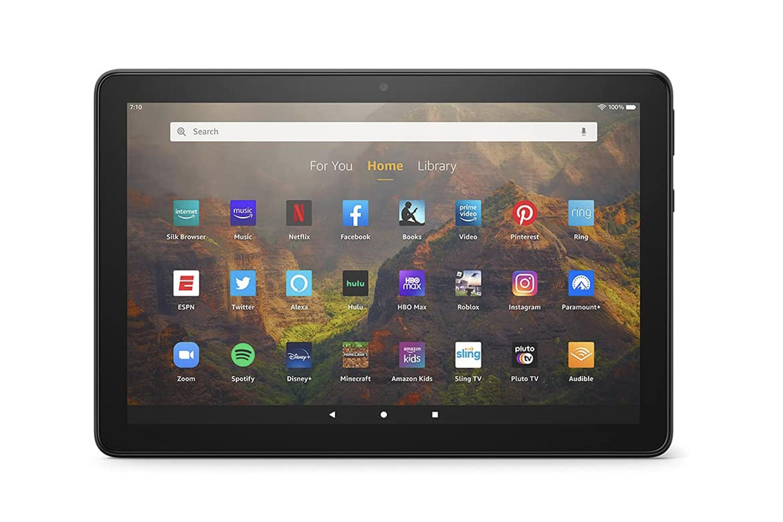 Fire HD 10 tablet