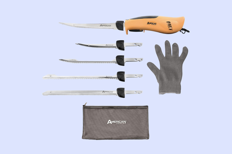 American Angler Pro Electric Fillet Knife