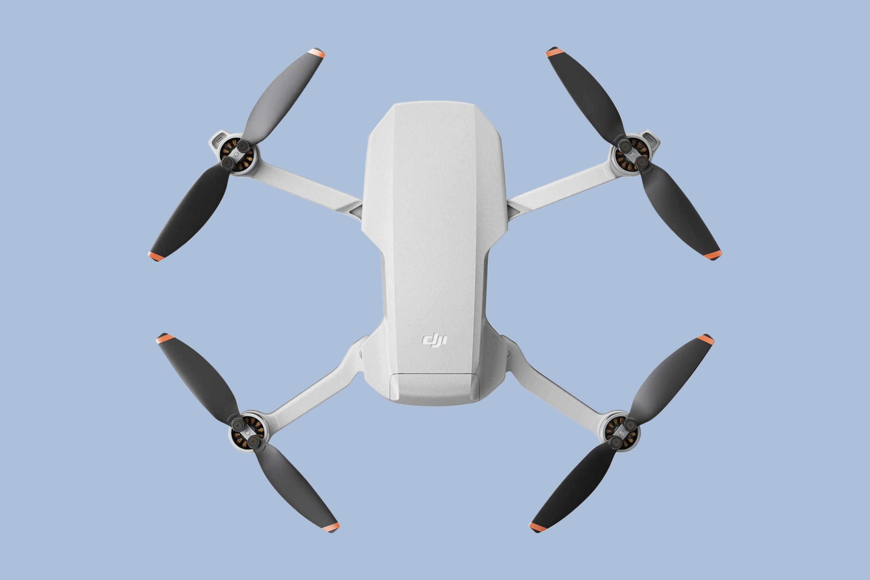 DJI Mini 2 Ultralight Foldable Drone