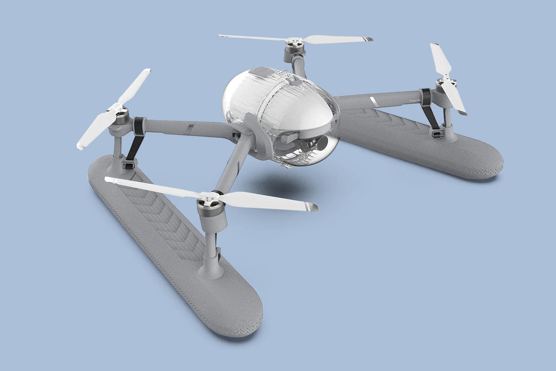 PowerEgg X Wizard Waterproof Drone