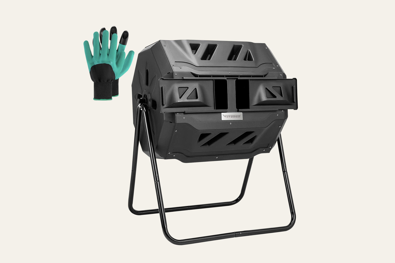 VIVOSUN Tumbling Composter