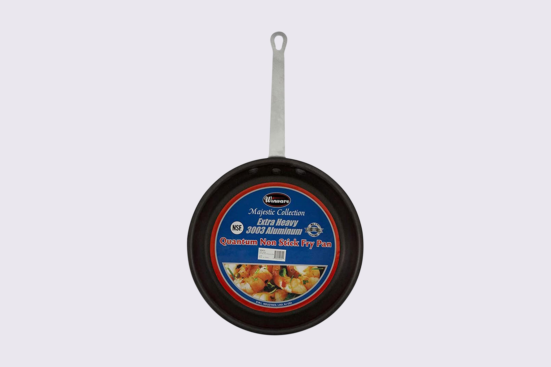 Winco 10 Inch Aluminum Non Stick Fry Pan