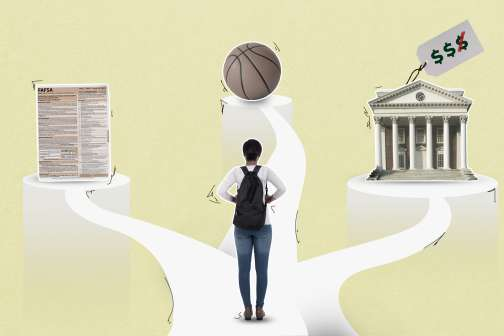 How to Pay for College When Your Family Makes Too Much Money to Qualify for Financial Aid