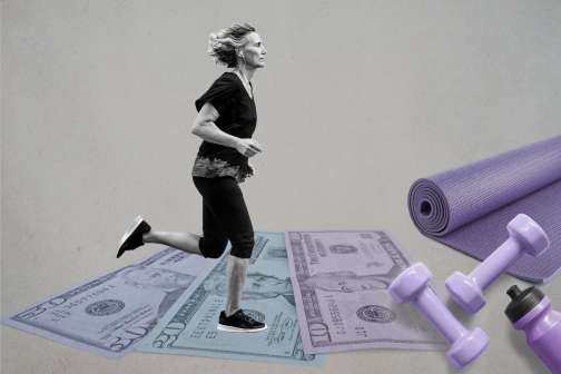 Life Insurers Are Promising Discounts if You Let Them Track How You Exercise and Eat