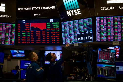 Why New Investors Shouldn't Panic Over Monday's 700-Point Stock Market Drop