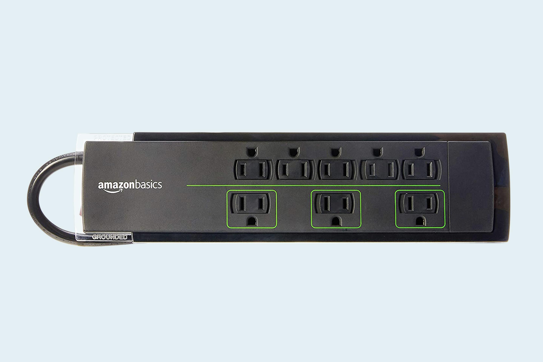 Amazon Basics 8 Outlet Power Strip
