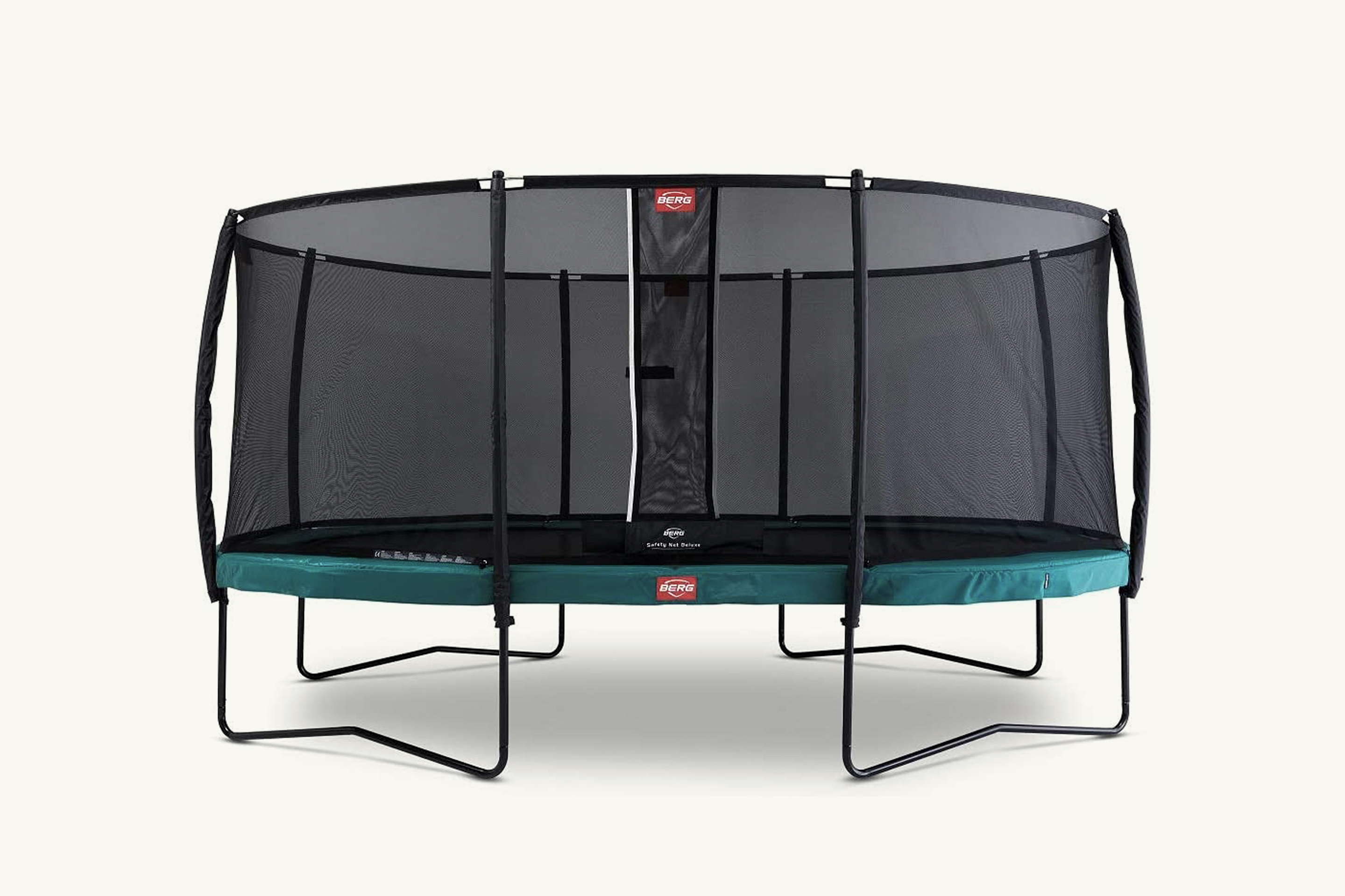 Berg Trampoline Champion Oval 17ft with Safety Enclosure