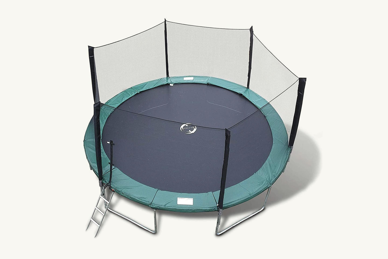 Happy Trampoline Gymnastic Outdoor Trampoline with Net Enclosure