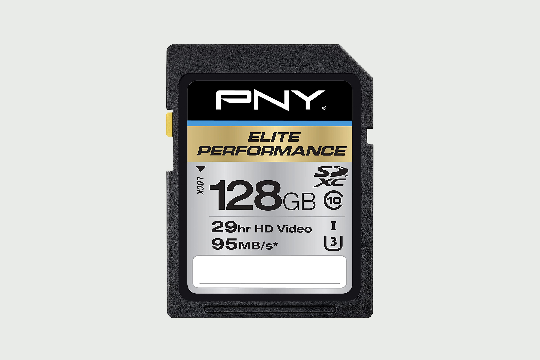PNY 128GB Elite Performance Class 10