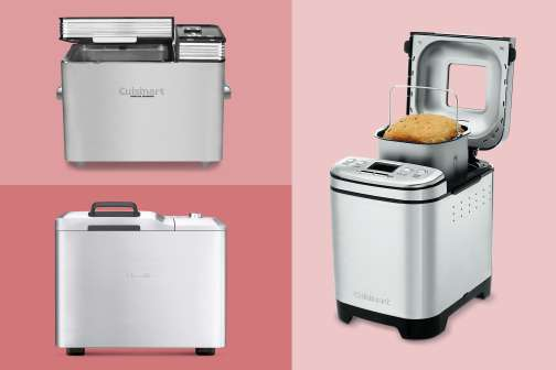 The Best Bread Machines for Your Money