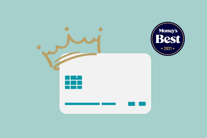 credit Card Wearing A Crown