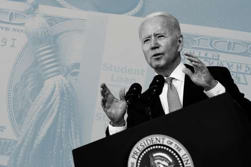 Biden Has Forgiven $9.5 Billion in Student Debt. What About the Other $1.6 Trillion?