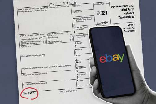 The IRS Is Cracking Down on Small-Time eBay and Etsy Sellers